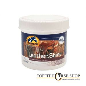 Cavalor leather shine