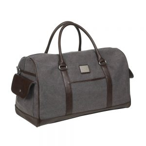 Lemieux canvas-dufflebag