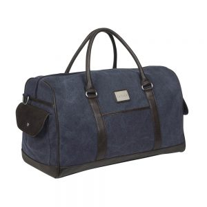 Lemieux canvas-dufflebag-navy