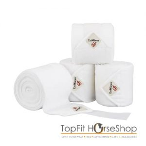 lemieux-polo-bandages-White
