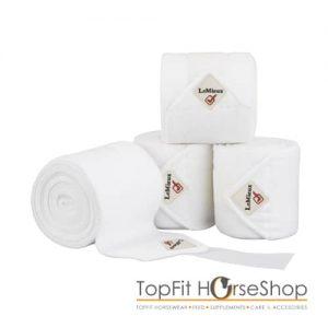 lemieux-polo-bandages-White