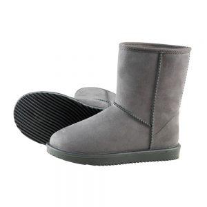 Winterboots grijs