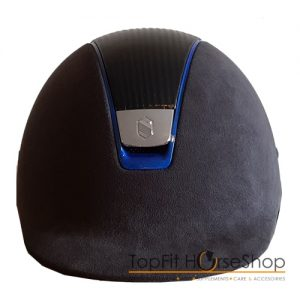 Samshield Alcantara Grey Blue Trim