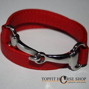 armband bit rood