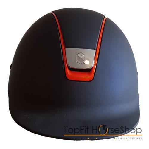 Samshield Shadowmatt Blue Orange