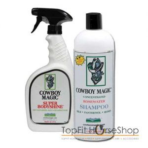 cowboy magic wash & spray pakket