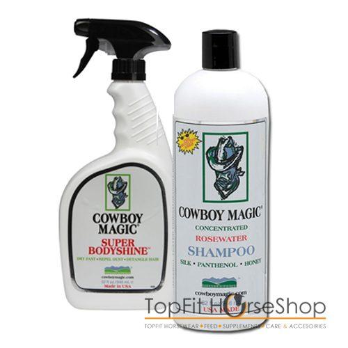 cowboy magic wash & spray pakket