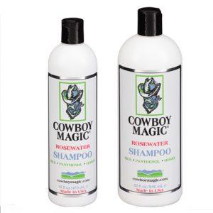 cowboy magic rosewater shampoo all