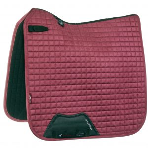 Lemieux dressage square frenche rose TopFit
