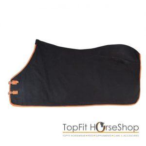 fleece-oranje-zwart-pfiff