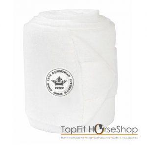 fleecebandage wit