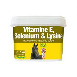 NAF Vit E Selenium TopFit