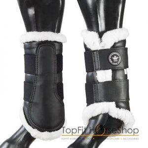 pfiff beenbeschermers zwart