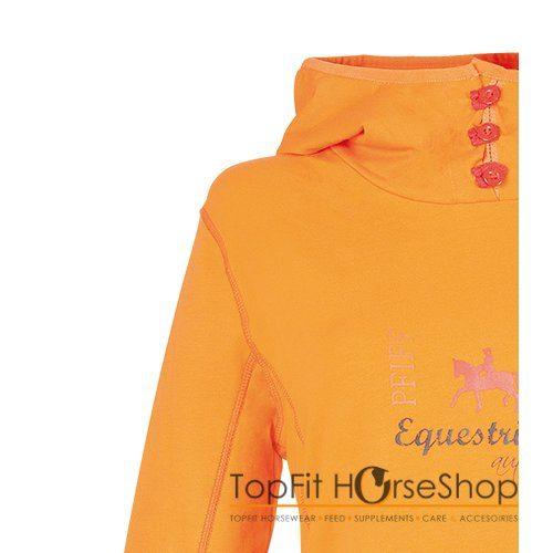 PFIFF sweater oranje