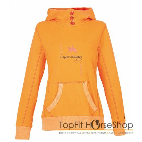 pfiff sweatshirt oranje