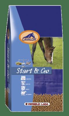 cavalor start & go