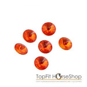 memory locket jewel oranje