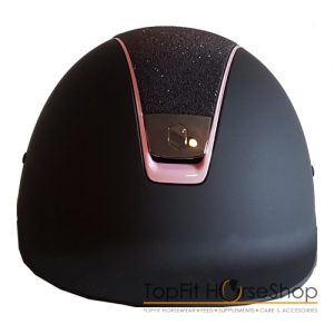 Samshield Black Crystal Top Antique Pink