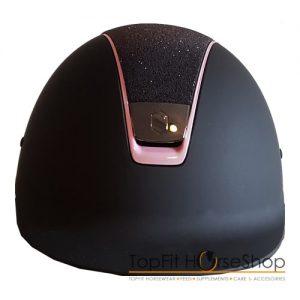 Samshield Black Crystal Top Antique Pink